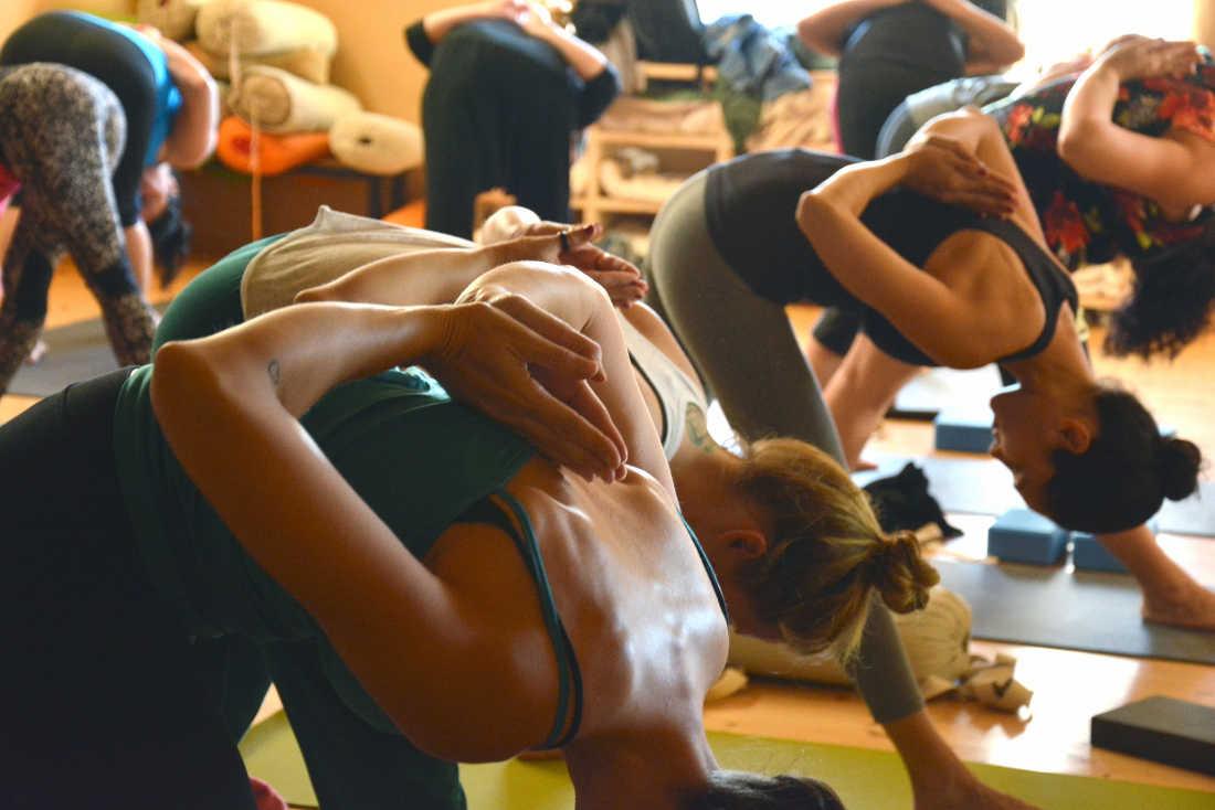 yoga intenso